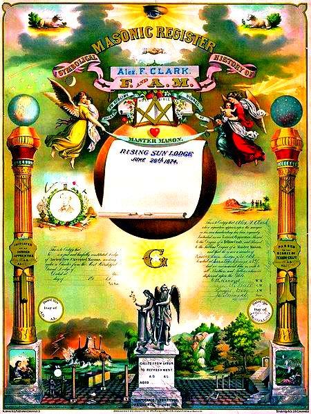 Catholic Bible 101 - The Freemasons