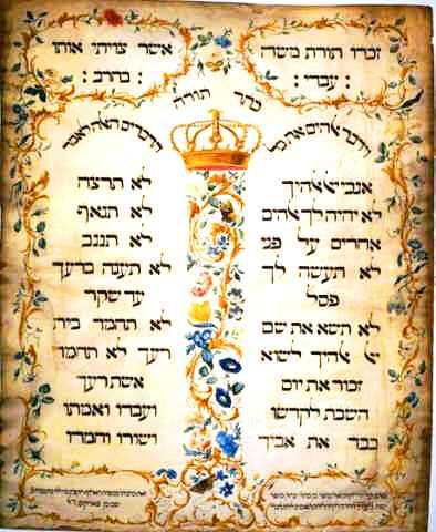 Catholic Bible 101 - The Ten Commandments