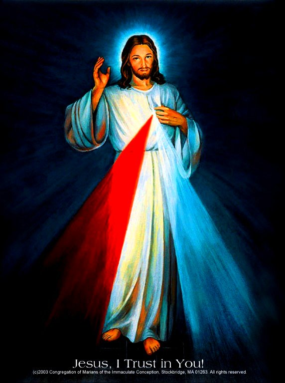 Divine Mercy of Jesus -