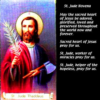 Catholic bible 101 the power of st jude st jude pray for us and for all who honor and invoke your aid amen thecheapjerseys Images