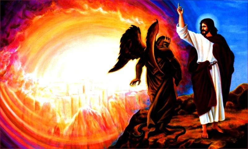Catholic Bible 101 - Overcoming Temptations