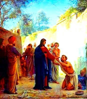 Catholic bible 101 biblical healing negle Images